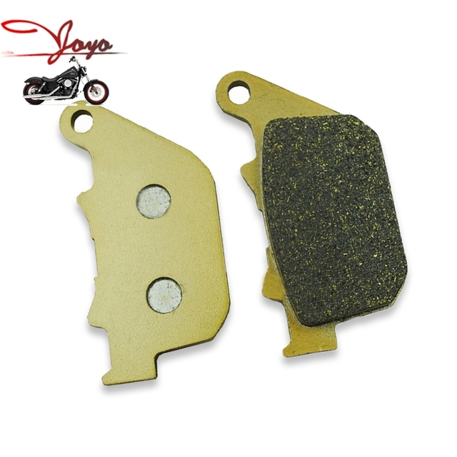 Motorcycle Disc Brake Pads For Harley Sportster XL50 XL883C/L/R/N Iron XL1200C/R/L/N/X/V Forty-Eight Seventy-Two XR1200/X FA387