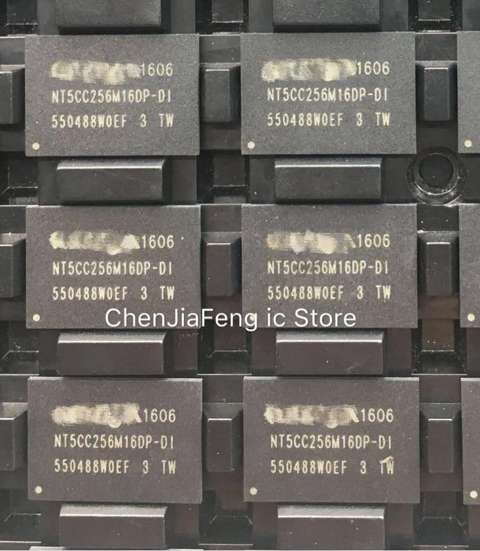 2PCS~10PCS/LOT  New Original  NT5CC256M16DP-DI  BGA