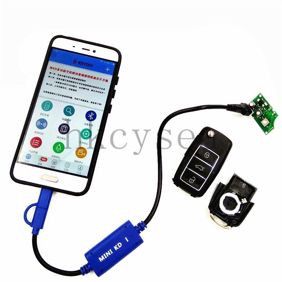 Цена за Новые мини KD ключевому пультов склад в ваш телефон поддерживает Android сделать более чем 1000 Авто пультов подобные KD900