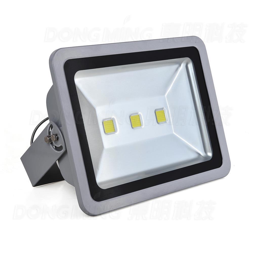 High quality warm white/white 150w led floodlight bulbs silver shape AC85-265V waterproof reflector led flood lamps super bright
