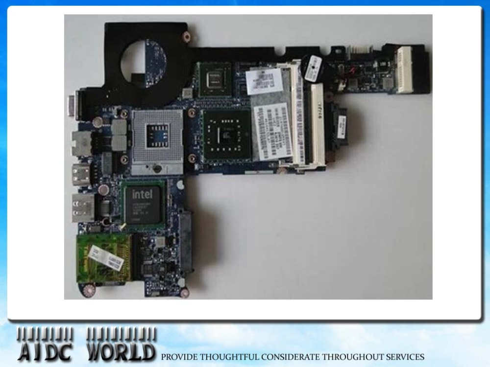 Free shipping for HP Compaq Presario CQ35 538765-001 Laptop Motherboard 100% tested okay