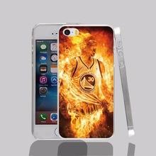 13213 пожара и баскетбол прозрачной Крышкой сотовый телефон Чехол для iPhone 4 4S 5 5S 5C 6 6 S Plus 6 SPlus