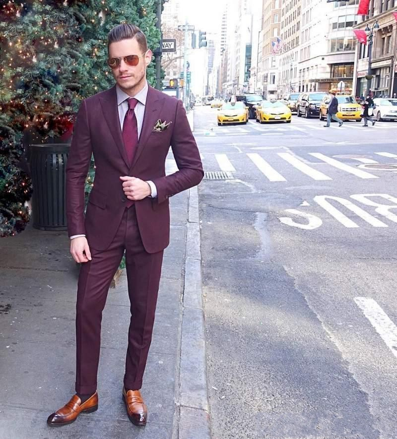 jacket+pants+tie K:2723 Provided High Quality Mens Suits Groom Tuxedos Groomsmen Wedding Party Dinner Best Man Suits