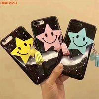 HOCAYU 광택 블랙 Tpu Handphone