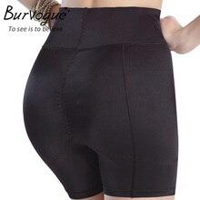 Burvogue Slimming Waist Body Shaper and Tummy Control for Women Butt Lifter Underwear Butt Hip Enhancer Padded Shaper Panties