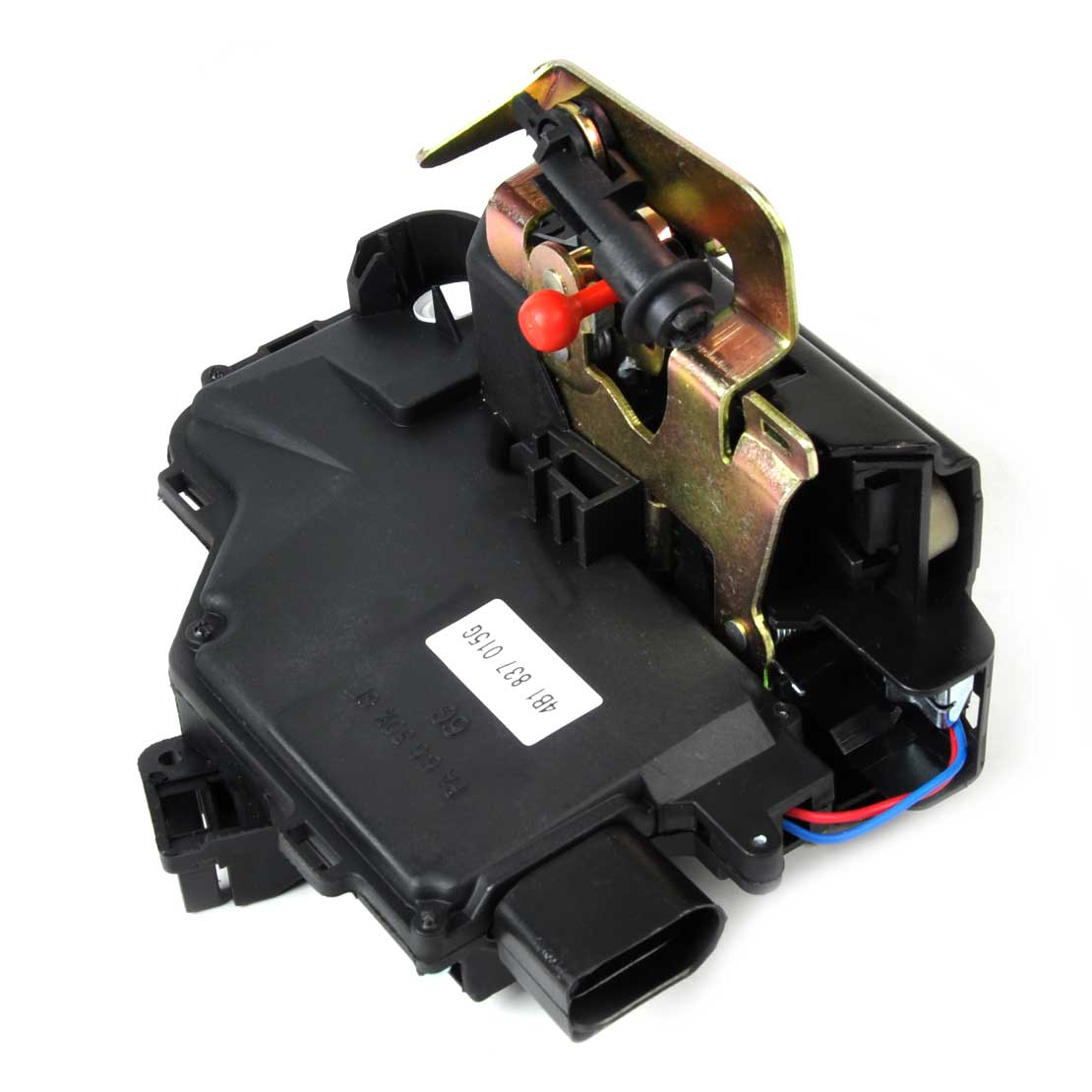 beler New 4B1 837 015 G Front Left Driver Door Lock for Audi A4 A6 C5 8E QUATRRO ALLROAD 2001 2002 2003 2004 2005 4B1837015H actuator for k04 53049880028 077145703p 077145703pv turbo turbochager for audi rs6 c5 left side 2002 2004 year 450hp bcy biturbo
