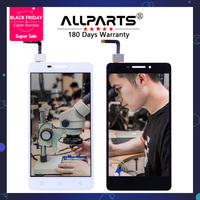 Tested Warranty 1280x720 LCD For Lenovo Vibe P1m Display Touch Screen Digitizer Assembly Replacement For Lenovo