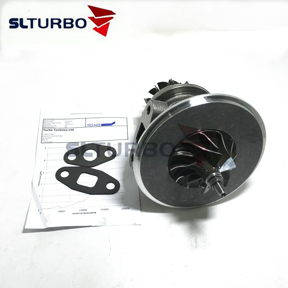 Pour Iveco Hitachi divers camion Eurocargo 75E12-465318-0007 noyau de turbocompresseur chra 409853-0044 cartouche de turbine 465379-0003