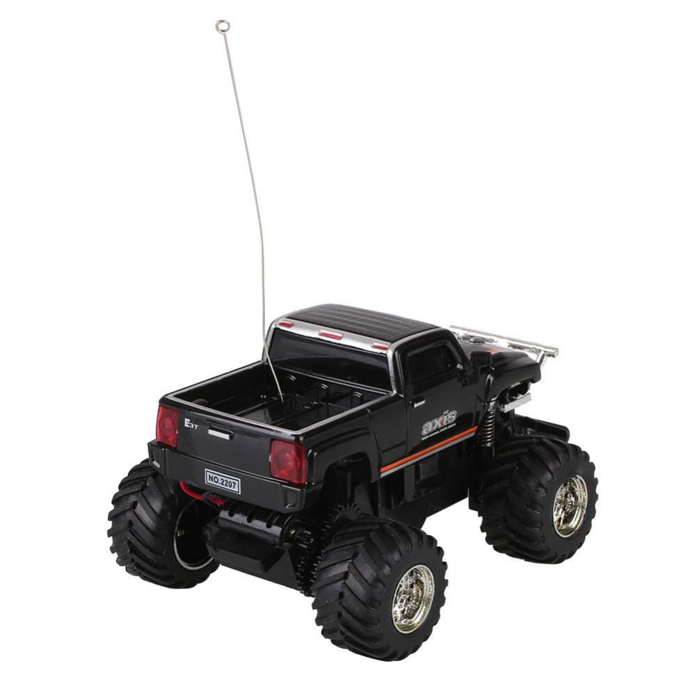 1:58 Speed Radio Remote Control Rechargeable RC Car Off Road Truck Model Toys Gift Random Color