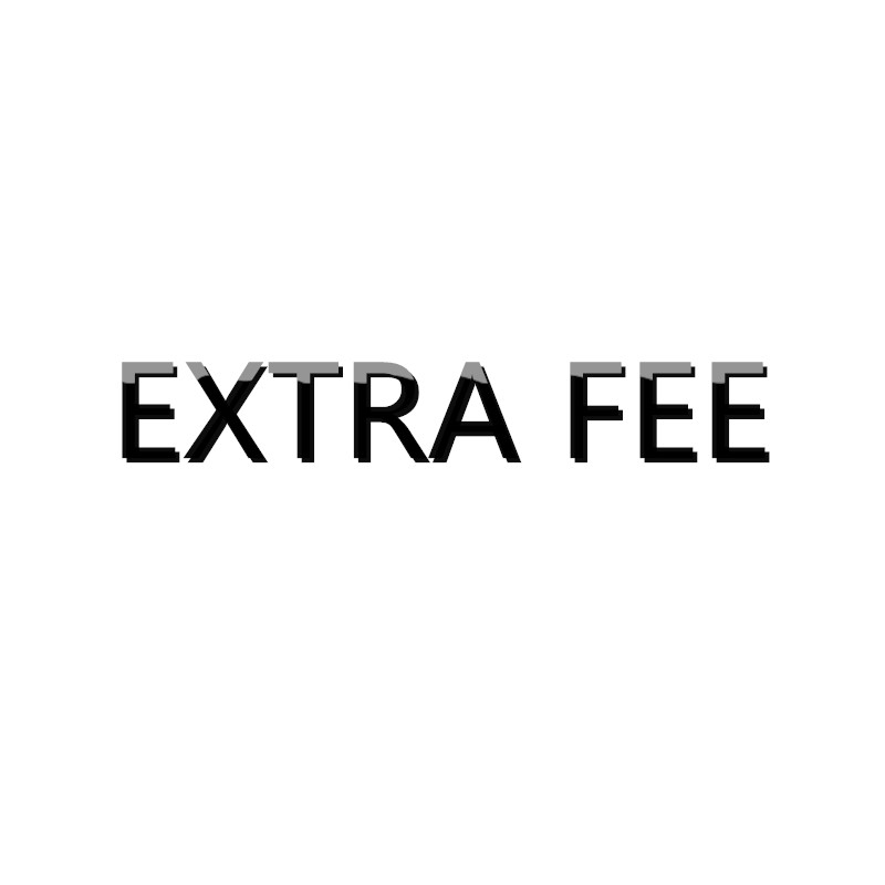 Extra Fee For Custom Options or Fast Shipping Charges