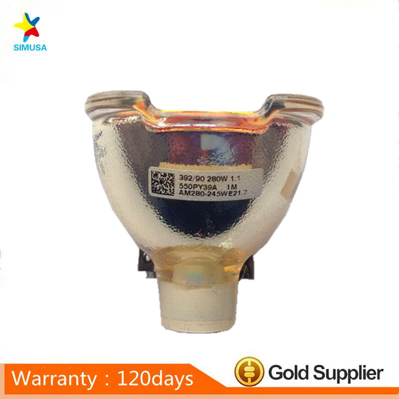 Original bare projector lamp bulb DPL3293P/EN for SAMSUNG SP-L330 SP-L331WE/KR SP-L335 original roland scan motor for sp 540v sp 300 printer parts