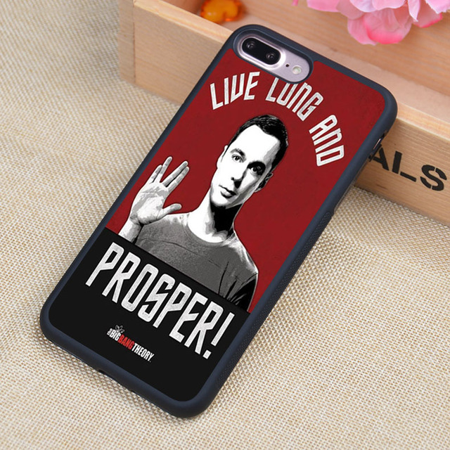 The Big Bang Theory  Phone Cases For iPhone 6 6S Plus 7 7 Plus 5 5S 5C SE 4 4S