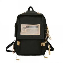 2019 Spring Trend preppy style Teenage Backpack Large Capacity Canvas Travel Backpack Boy and Girl Outdoor Leisure School Bag все цены