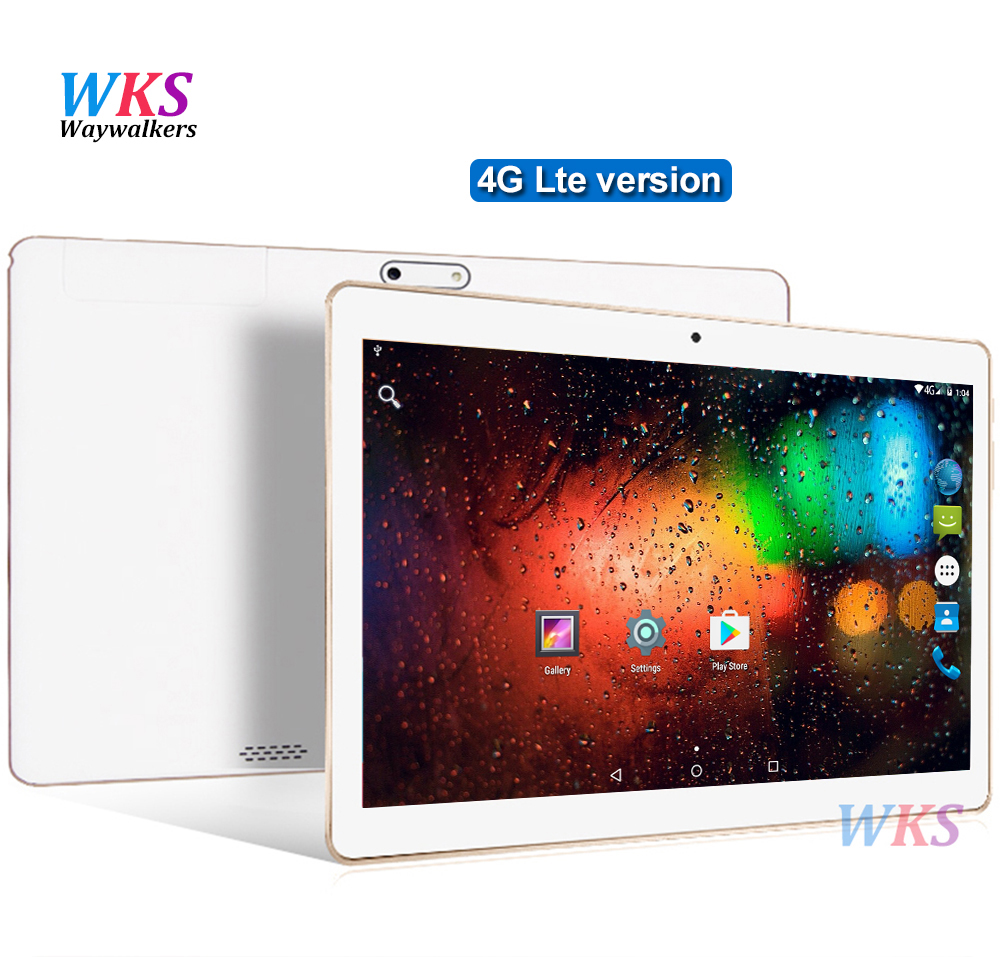 Rusia noticias  el equipo tablet pc phone call tablets android 5.1 3G 4G 9.6 pul