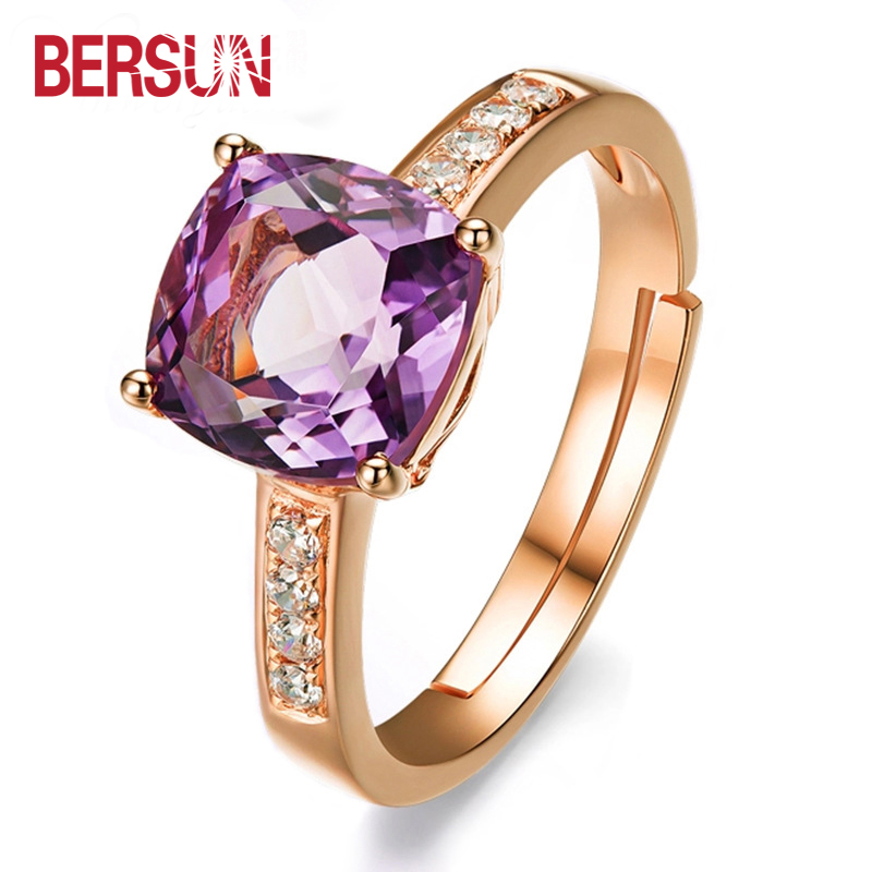 ms bersun 2017 new stylish red wedding rings adjustable open valentines day giftchina - Red Wedding Rings