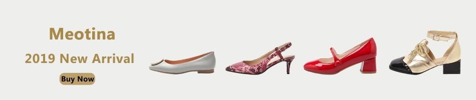 feeb423bc أحذية 2018 مصمم الصنادل الصيفية meotina حزام السيدات الصنادل منصة عالية  الكعب أحذية الكاحل أحذية النساء البيج الحجم 34-39