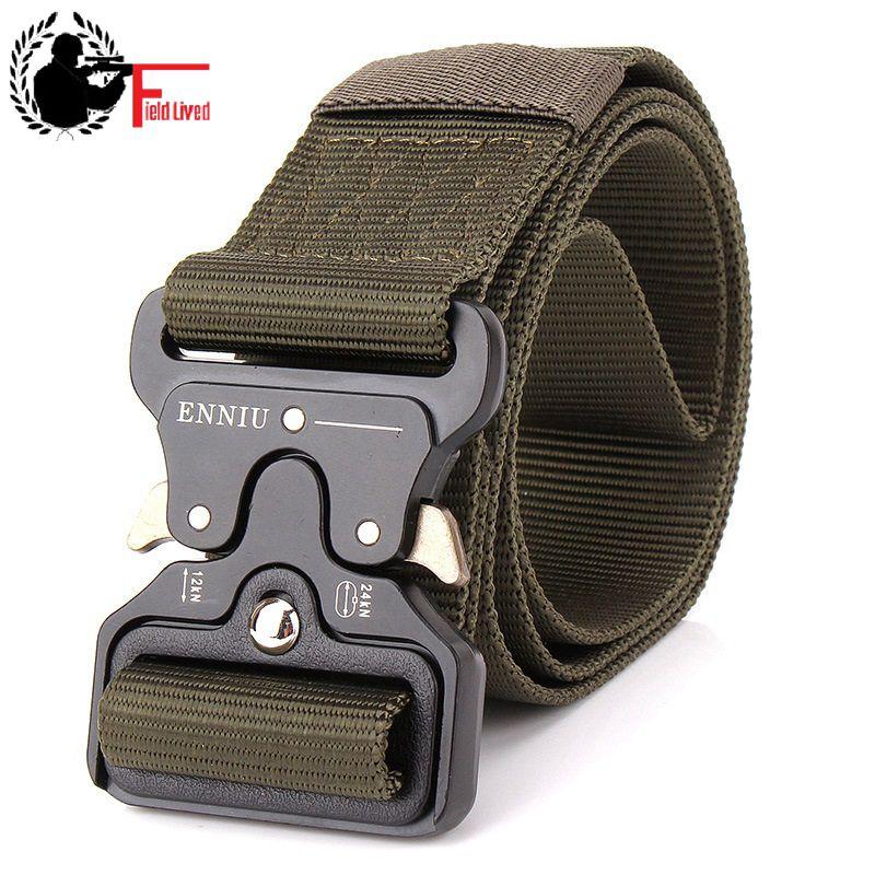 Мужской ремень SWAT, армейский тактический ремень с пряжкой, прочный нейлоновый пояс tactical belt buckle army beltus army belt   АлиЭкспресс