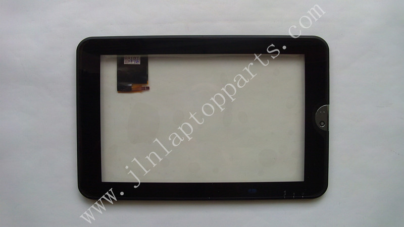 New Touch Screen DIgitizer Front Glass With Frame For Toshiba Thrive