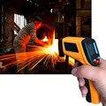 1 Unids GM320 Termómetro Infrarrojo Del IR del Laser Digital LCD Medidor de Temperatura Punta de Pistola-50 ~ 330 Grados No Termómetro de contacto