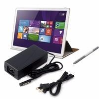 Abd Plug 45W 3.6A AC güç adaptörü duvar şarj için Microsoft Surface Pro 1 ve 2 10.6 Windows 8 tablet toptan|Tablet Şarjları|   -