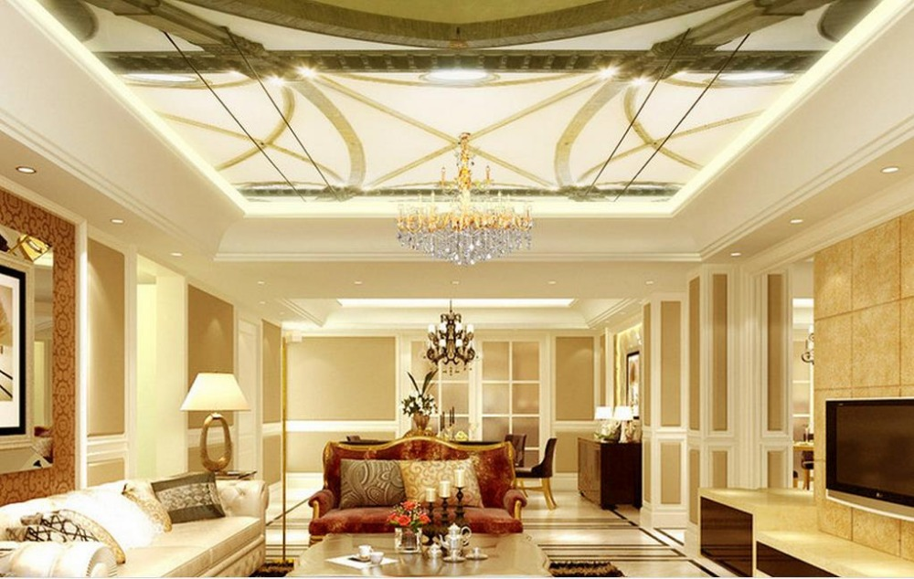 custom 3d ceiling murals wallpaper photo Creative patterns 3d ceiling photo wallpapers for living room 3d stereoscopic ceiling custom photo wallpaper 3d stereoscopic sky ceiling cloud wallpapers for living room mural 3d wallpaper ceiling