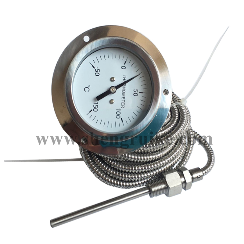 2 5 inch Capillary thermometer