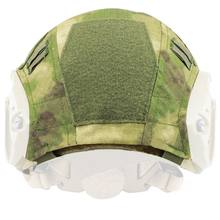 Outdoor Fast Helmet Multicam Camo Emerson Paintball Wargame Army Airsoft Tactical Military Helmet Cover(China)
