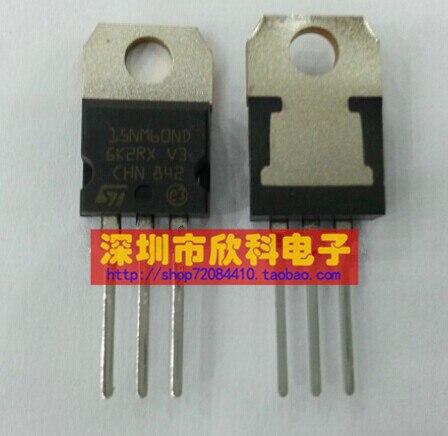 Цена STP15NM60ND