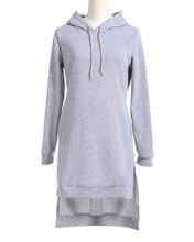 New 2017 Spring Autumn Long Sleeve Fashion Pocket Sweatshirts Women Pullover Dress Lady Hoodies Vestidos Casual Sportwear Cloth