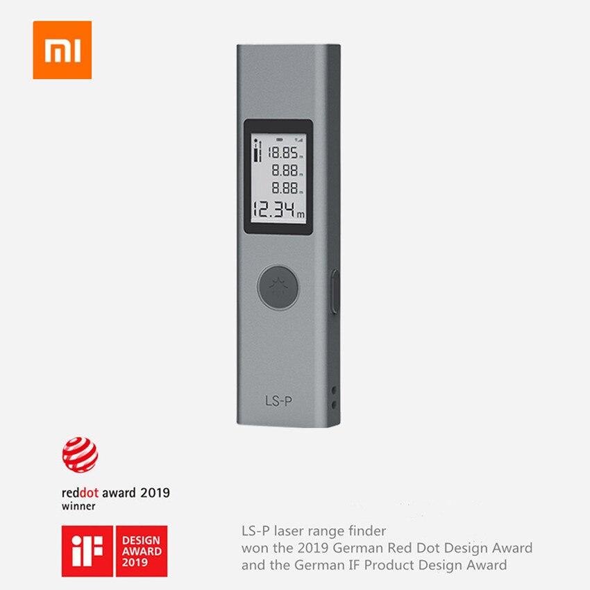 Xiaomi mijia DUKA LS-P 충전식 지능형 디지털 레이저 거리 측정기 골프 레이저 범위 파인더 40m
