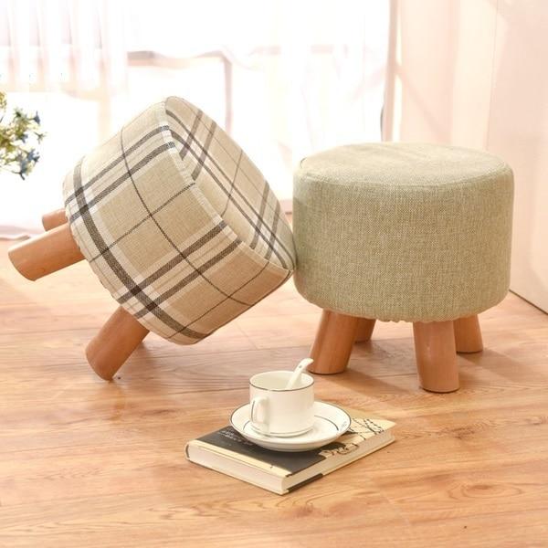 European bar stool Living room change shoes stool Karaoke VODER STUFF furniture shop free shipping free shipping dining stool bathroom chair wrought iron seat soft pu cushion living room furniture