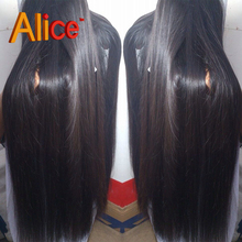 Glueless Full Lace Wigs Cheap Silky Straight Front Lace Wig With Baby Hair Brazilian Full Lace Human Hair Wigs For Black Women