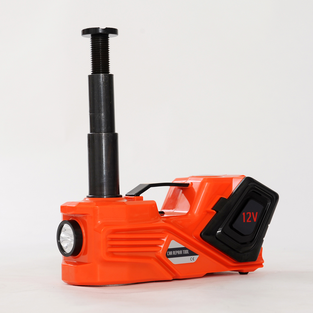 Free Shipping  Auto Suv Lift Jack Two Functions Jack With Air Compressor