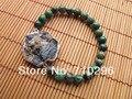 Natural Green Imperial jasper Drusy jewelry bracelet stone bead bracelets Druzy Bracelet