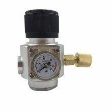 Homebrew Gas Regulator 0~90PSI CO2 Mini regulator For homebrew Corny keg