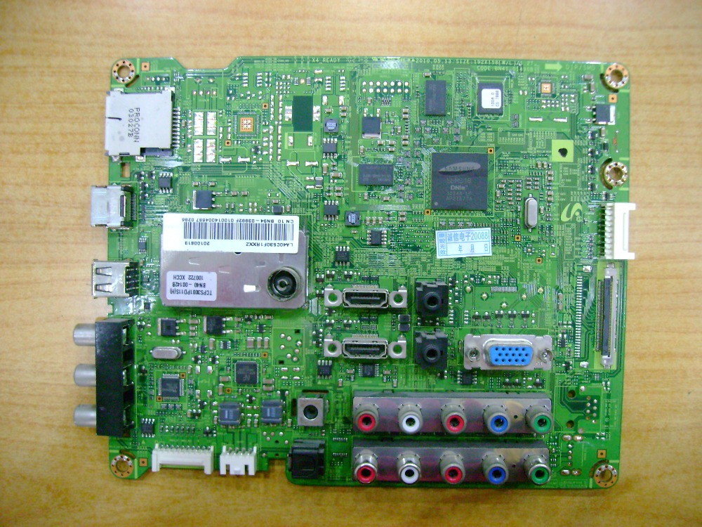BN41-01490A For Screen T400HW03 V460H1-L08 Good Working Tested lm cc53 22nts lcd screen tested good for shipping