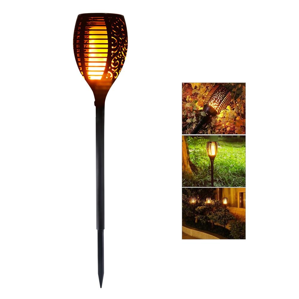 Led Landscape Lights Flickering: Aliexpress.com : Buy Solar Powered LED Flame Lamp