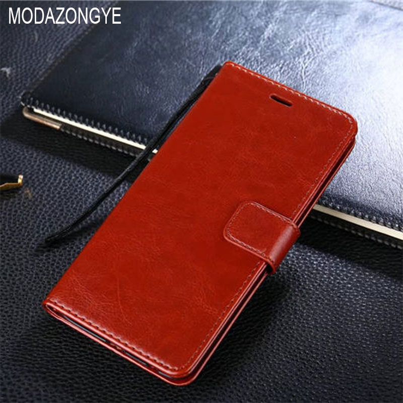 "MODAZONGYE For OPPO F5 Case OPPO F5 Case Cover 6.0"" Luxury Wallet PU Leather Back Cover Phone Case For OPPO F5 F 5 Case Flip"