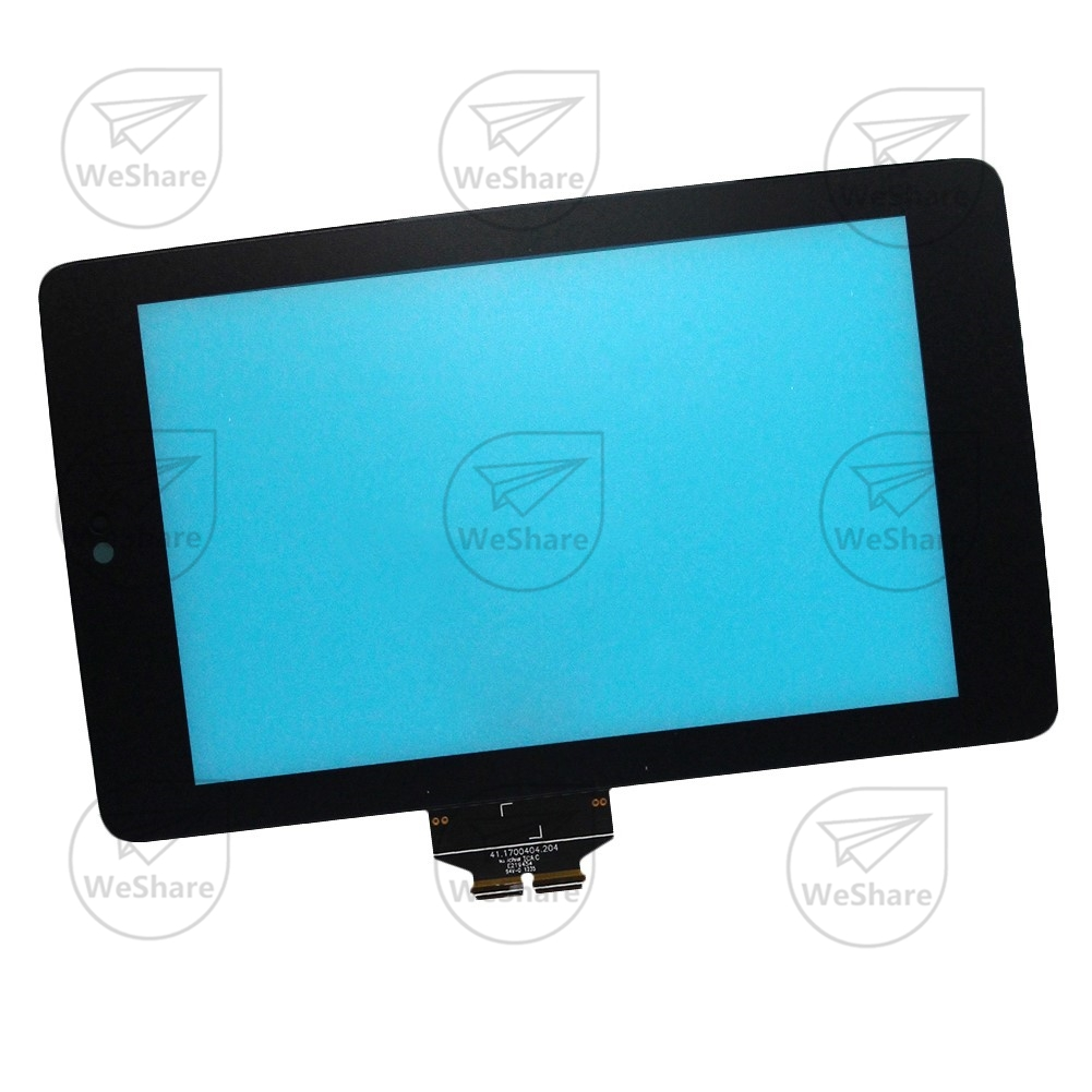 7 inch Touch Screen For Google Nexus 7 Glass Panel Glass Lens Digitizer Free shipping