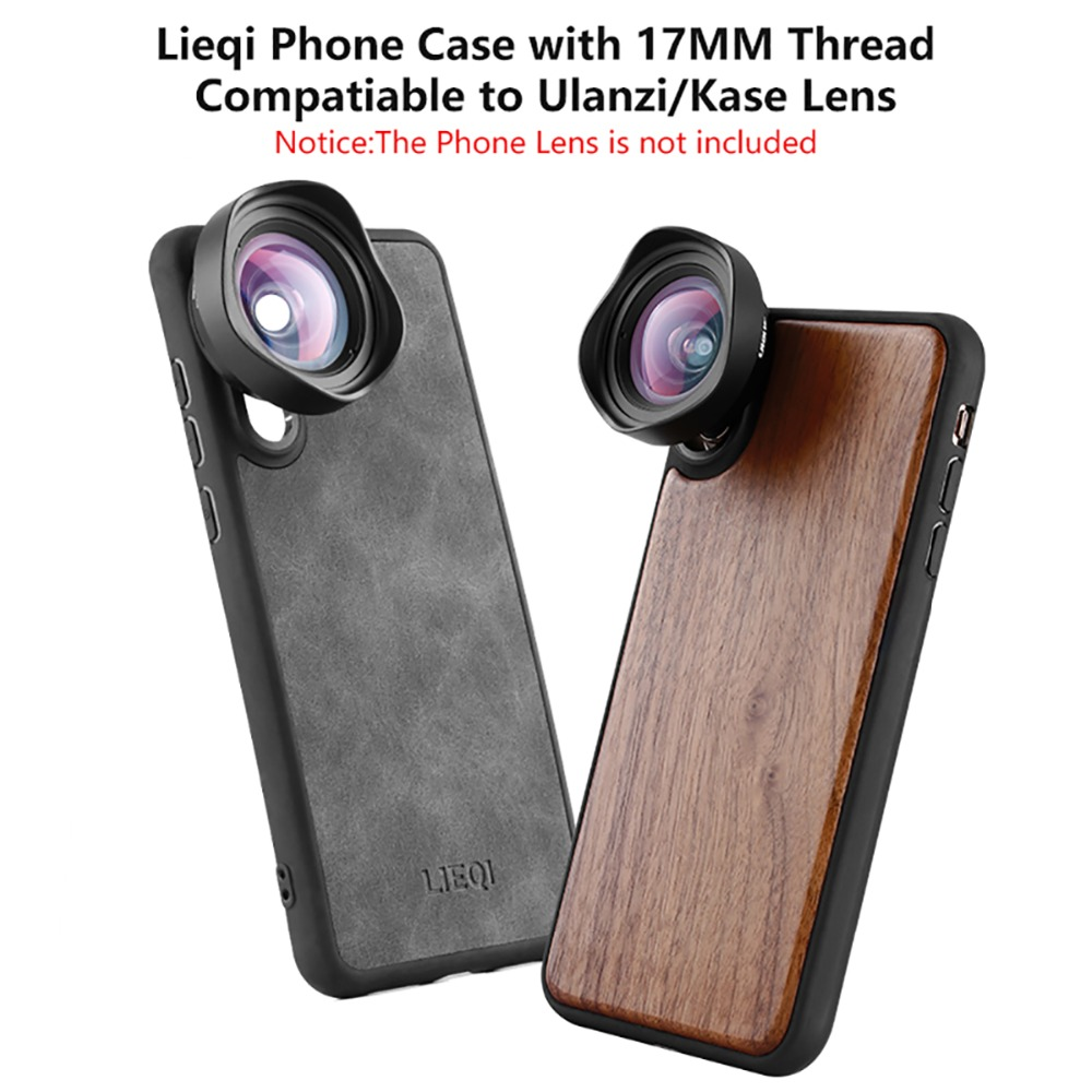 ULANZI Telephoto Phone Camera Lens Universal for iPhone 11 Pro Max X XR XS Max 8 7 6S Plus Samsung Galaxy S10 S9 Google Pixel OnePlus 7 Pro Android Phones 17mm Lens Thread
