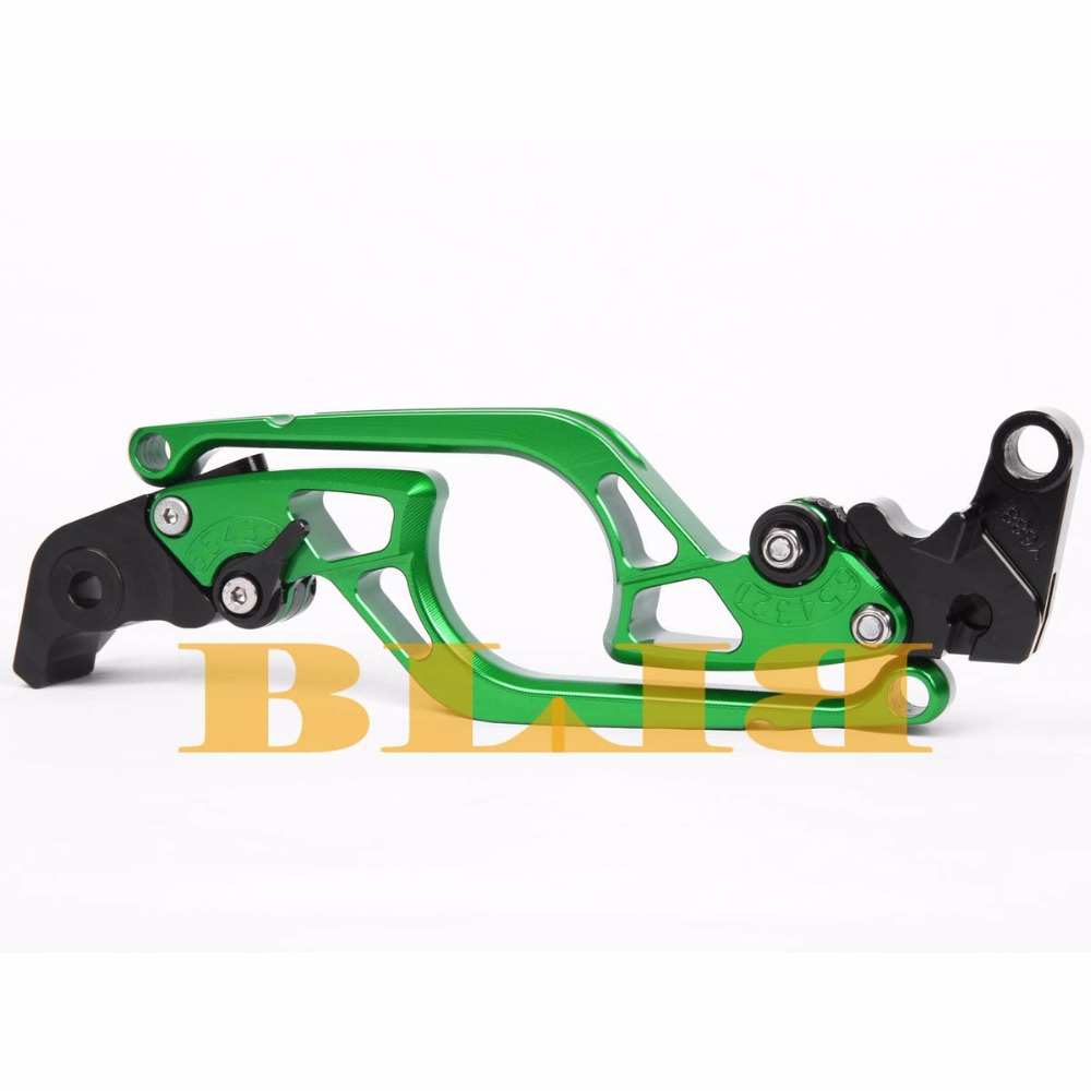 ФОТО 8 Kind Colors For Kawasaki Z250 2013-2014 Hot High-quality Motorcycle CNC Aluminum Alloy Right-angled 170mm Brake Clutch Levers