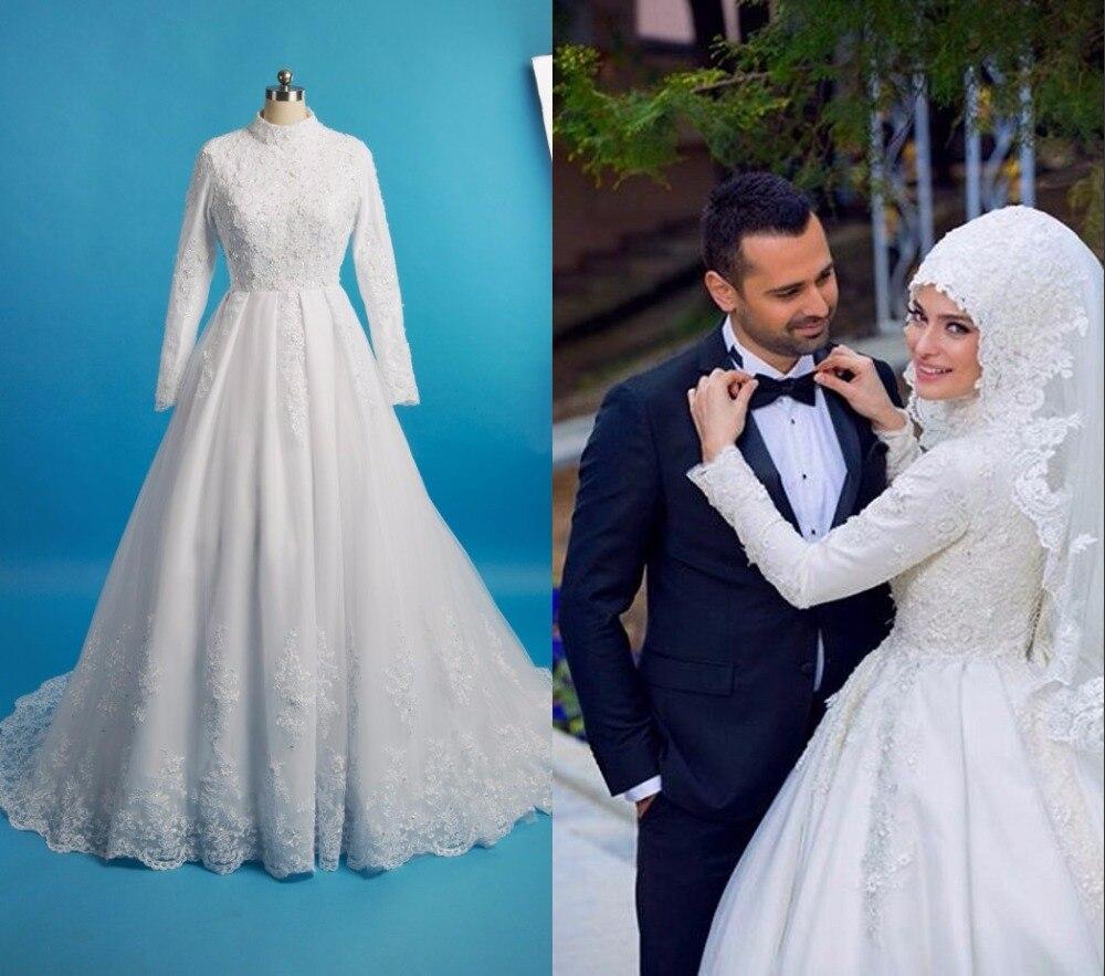Compra hijab vestido largo barato online al por mayor de China ...