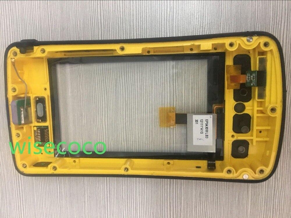 Für Trimble Juno T41 touchscreen panel mit frontrahmen ersatz