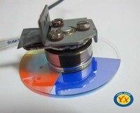 YX Original proyector rueda de Color para proyectores 2400MP