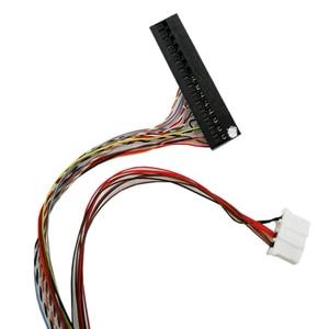 Image 4 - I PEX 20525 030E 02 Pin Sân 0.4Mm 1ch 6bit 30P LVDS Cáp Cho Ipad 2 9.7 Inch LP097X02 SLQ1 SLQ2 SLQE SLN1 SLP1 Màn Hình Hiển Thị LCD