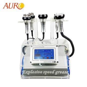 2019 AURO Beauty New Technology Kim 8 Slimming System Cellulite Reduction Fat Loss 40K Cavitation RF Slimming Beauty Machine