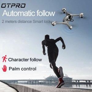 Image 5 - OTPRO PM9 mini rc Drone WIFI FPV Quadcopter Professione Dual camera 4K 1600p o 5mp otpro HD Video il Mantenimento di quota di Ritorno Automatico