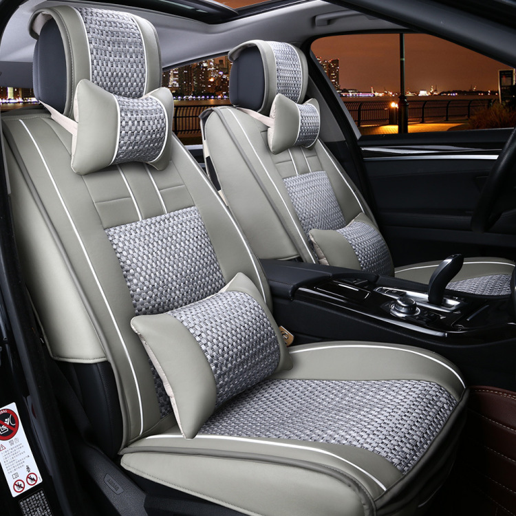 New Automotive Car Seat Covers Pu Cushion Set Leather For ROVER 75 MG TF 3 6 7 5 Maserati Coupe Spyder Quattroporte Maybach In Automobiles