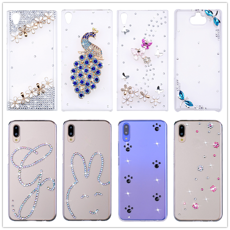 3D Giltter <font><b>Case</b></font> For <font><b>Sony</b></font> Xperia XA1 Plus XA2 Ultra XZ3 <font><b>Case</b></font> For <font><b>Sony</b></font> Soni <font><b>Experia</b></font> XZ4 10 <font><b>L3</b></font> XA2 Plus X XZ Premium DIY Cover image