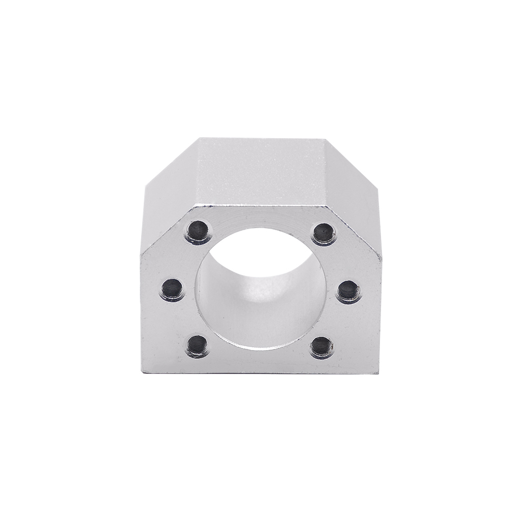 Free Shipping 3pcs Aluminium Alloy Ballscrew Nut Housing Bracket Holder Fit For SFU1605 SFU1610 Ball Screw
